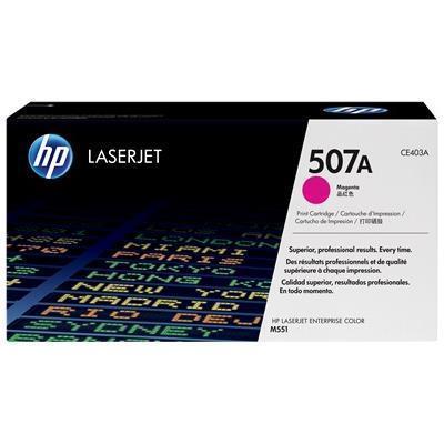 HP TONER MAGENTA 507A PER LJ M575 6.000 pag