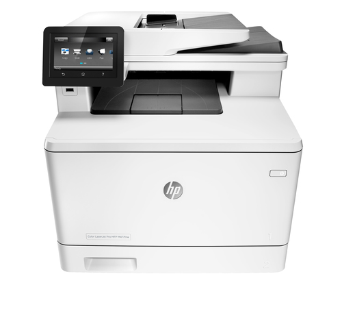 HP MULTIF. LASER M477FNW A4 COLORE 27PPM 1200DPI USB/ETHERNET/WIFI STAMPANTE SCANNER COPIATRICE FAX