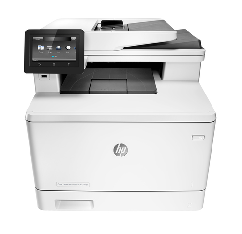 HP MULTIF. LASER M477FDN A4 COLORE 27PPM FRONTE/RETRO USB/ETHERNET STAMPANTE SCANNER COPIATRICE FAX