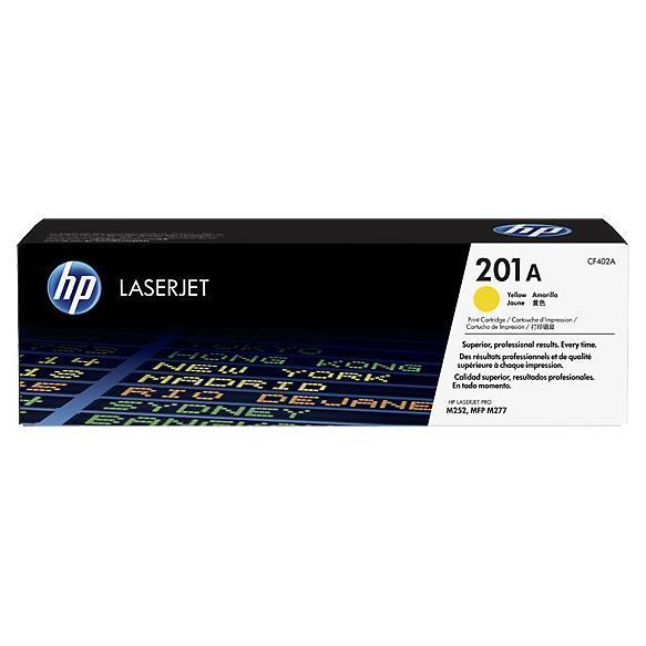 HP TONER GIALLO 201A PER COLOR LJ M252 M277