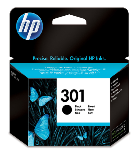 HP CART. NERO 301 PER DJ1000/2000