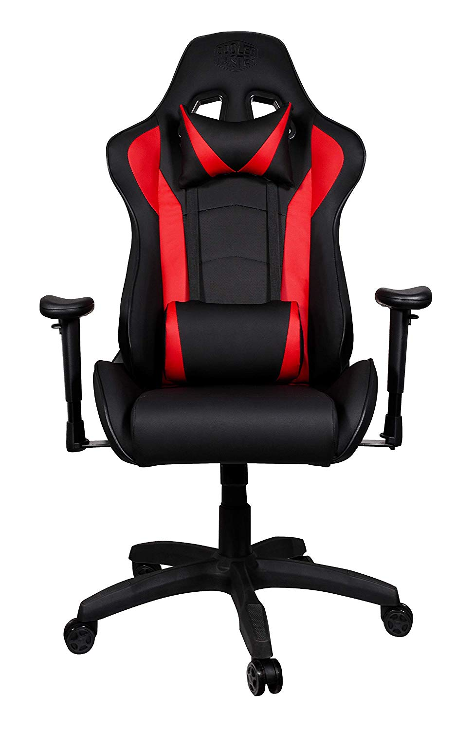 COOLER MASTER GAMING CHAIR CALIBER R1 BLACK/RED