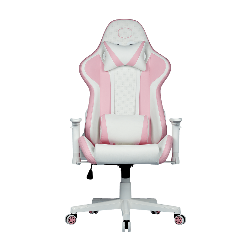 COOLER MASTER GAMING CHAIR CALIBER R1S PINK/WHITE