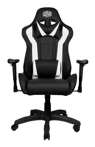 COOLER MASTER GAMING CHAIR CALIBER R1 BLACK/WHITE