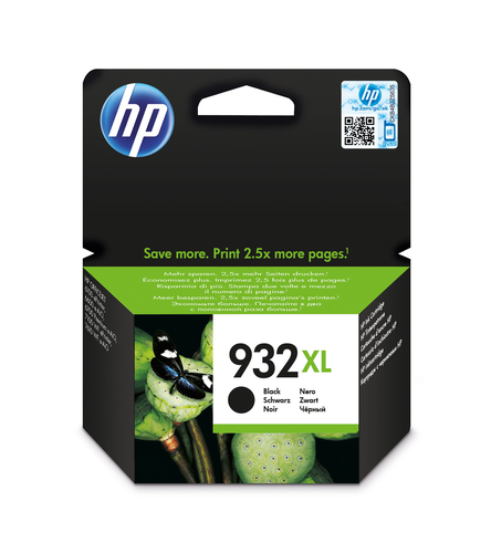HP CART. INK NERO 932XL PER OJ 6100/6600/6700