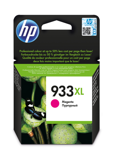 HP CART. INK MAGENTA 933XL PER OJ 6100/6600/6700