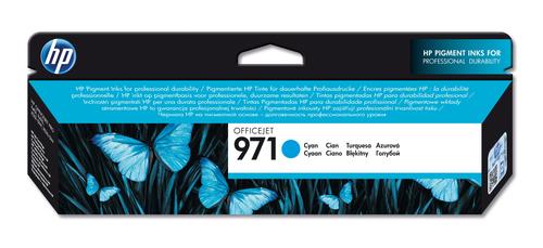 HP CART INK CIANO PER OJ X576DW/X476DW N.971 2500 PAG