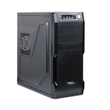 MACHPOWER CASE ATX MP3118, ALIMENTATORE 500W, VENTOLA 12CM, 2xUSB3.0/AUD/MIC