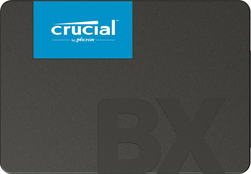 CRUCIAL SSD 480GB SATA3 2,5 READ 540MB/S WRITE 500MB/S