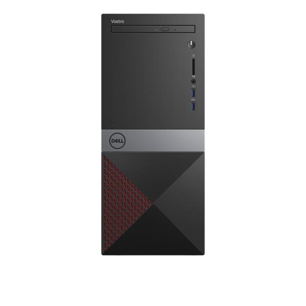 DELL PC VOSTRO 3670 MT I5-8400 4GB 1TB DVD-RW WIN 10 PRO