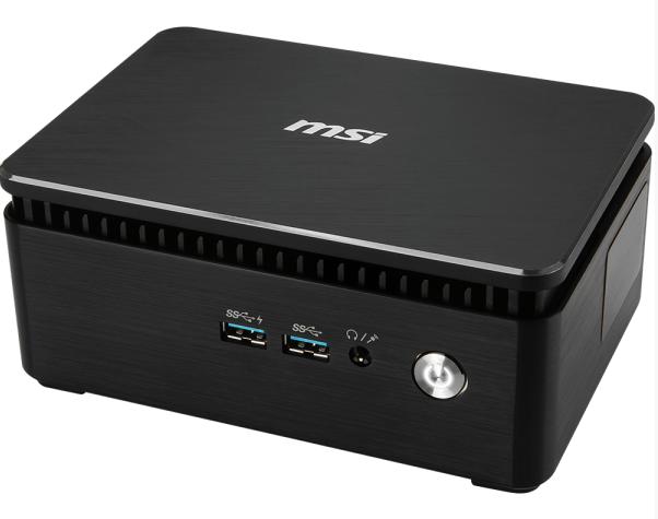 MSI MINI PC CUBI 3 SILENT S-005 I3-7100 BAREBONE