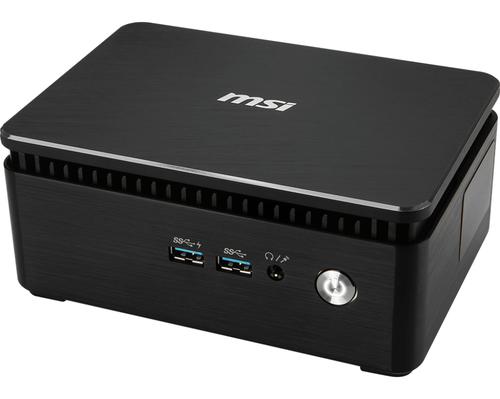 MSI MINI PC CUBI 3 SILENT S I5-7200 FREEDOS