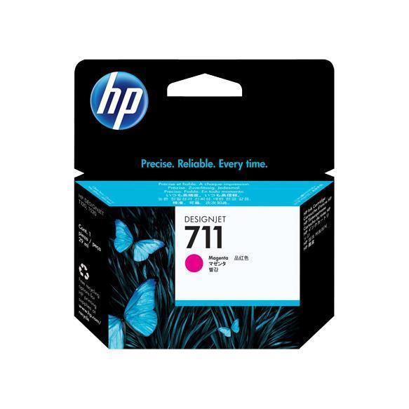 HP CART. INK MAGENTA PER PLOTTER T120 - T520 N. 711