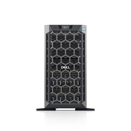 DELL TECHNOLOGIES IT/BTP/PE T640/CHASSIS 8 X 3.5 /XEON BRONZE 3106/16GB/1X240GB SSD/NO RAILS/BEZEL/NO OPTICAL DRIVE/ON-BOARD 10GBE DP/PERC