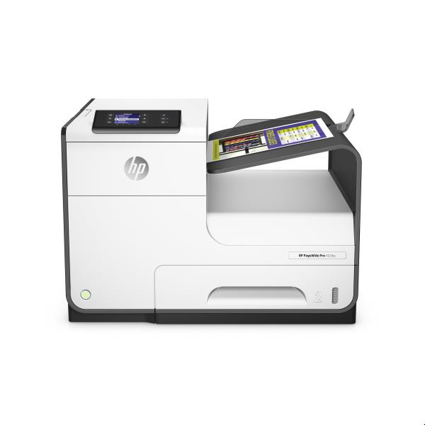 HP STAMP. PAGEWIDE PRO 452DW A4 40PPM USB/ETHERNET/WIFI