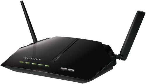 NETGEAR ROUTER VDSL/ADSL2/2+ AC1200 DUAL BAND 5 PORTE GIGA USB2.0 TASTO WIRELESS ON/OFF