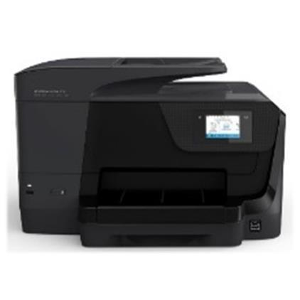 HP MULTIF. INK OJ PRO 8710 A4 22PPM USB/ETHERNET/WIFI STAMPANTE SCANNER COPIATRICE FAX