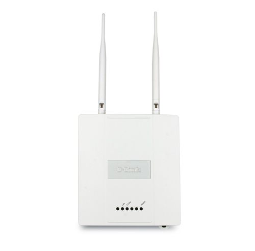 D-LINK ACCESS POINT WIRELESS N300 1 PORTA GIGABIT POE MANAGED WITH PLENUM CHASSIS