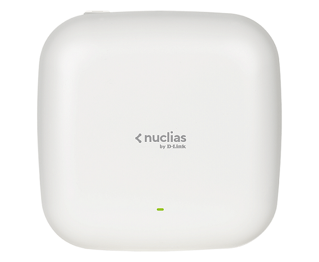 D-LINK ACCESS POINT NUCLIAS WI-FI 6 AX1800 CLOUD-MANAGED, 1 ANNO LICENZA INCLUSA