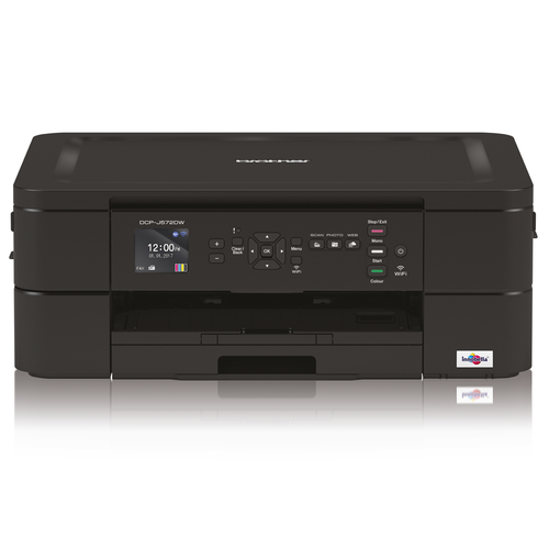 BROTHER MULTIF. INK DCP-J572DW A4 6PPM 1200X1200DPI USB/WIRELESS STAMPANTE SCANNER COPIATRICE