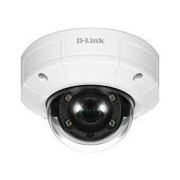 D-LINK IP CAMERA DOME 3MPX OUTDOOR VANDAL-PROOF, SMART IR 20MT, 3D NOISE REDUCTION