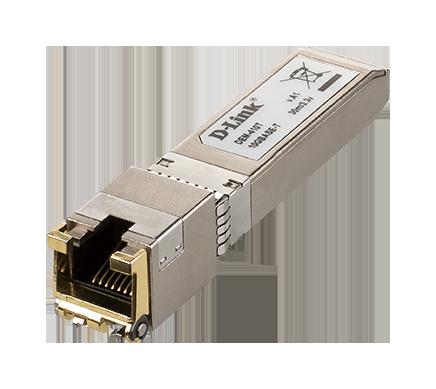 D-LINK SFP+ 10GBASE-T MODULO DEL RICETRASMITTORE DI RETE RAME 1000 MBITS