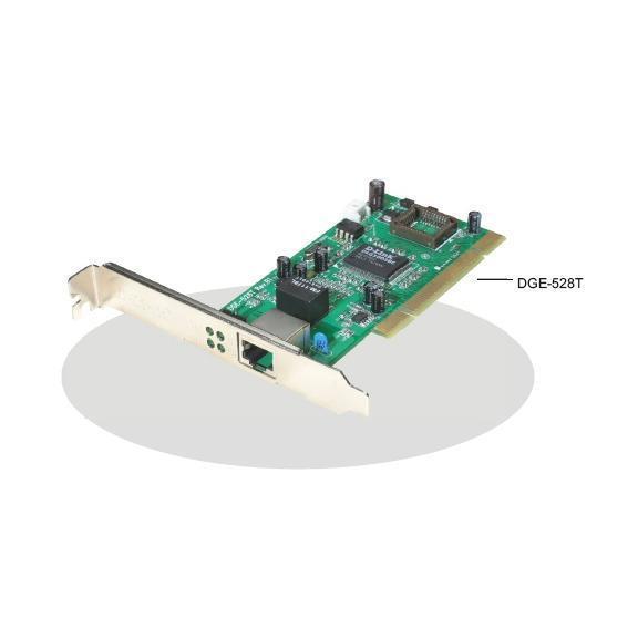 D-LINK SCHEDA DI RETE PCI 10/100/1000