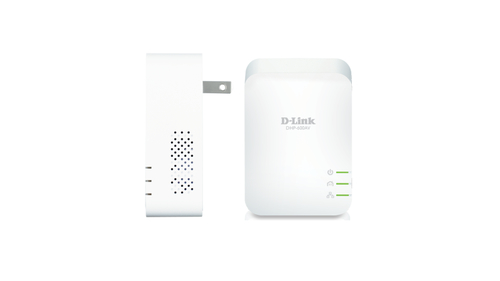 D-LINK POWERLINE AV2 1000HD GIGABIT STARTER KIT 2PZ DHP-600AV