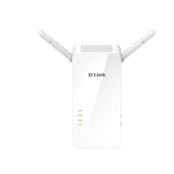 D-LINK POWERLINE AV2 1000 AC1200 STARTER KIT LAN GIGABIT WPS