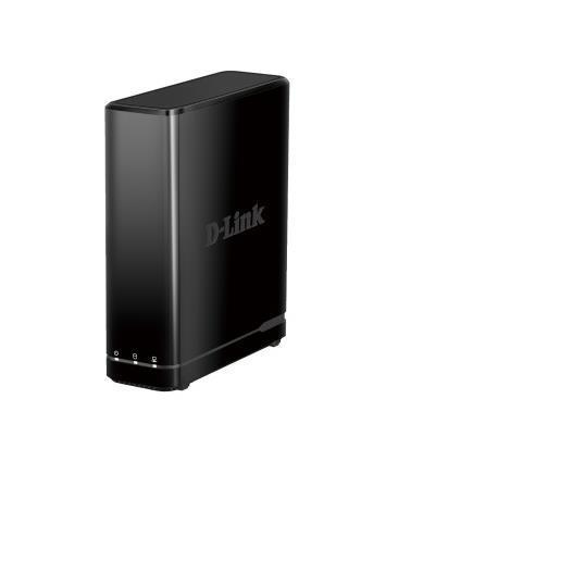D-LINK 1 BAY MYDLINK NETWORK VIDEO RECORDER CON HDMI PER MONITOR ESTERNO