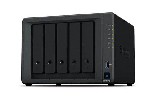 SYNOLOGY NAS TOWER 5BAY 2.5