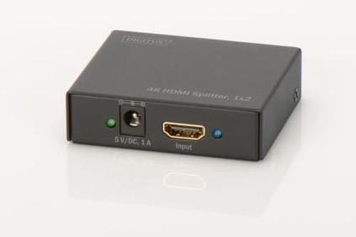 SPLITTER 4K HDMI ULTRA HD PER 2 MONITOR CON 1 DISPOSITIVO