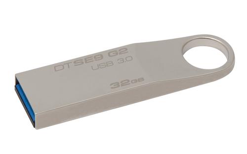 KINGSTON PEN DISK 32GB USB3.0 ULTRA SLIM METAL CASE SILVER