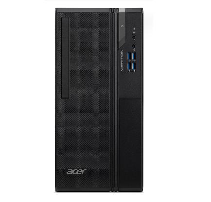 ACER PC MINI TOWER VES2740G i3-10100 8GB 256GB SSD DVD-RW WIN 10 PRO