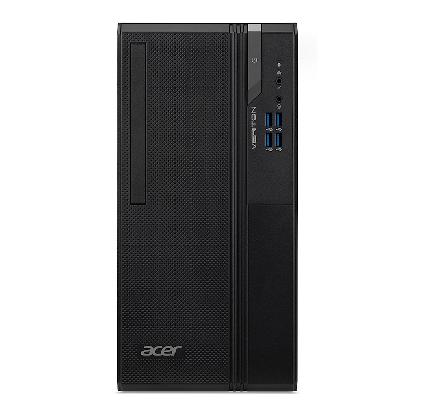 ACER PC MINI TOWER VES2740G i3-10100 4GB 256GB SSD DVD-RW FREEDOS