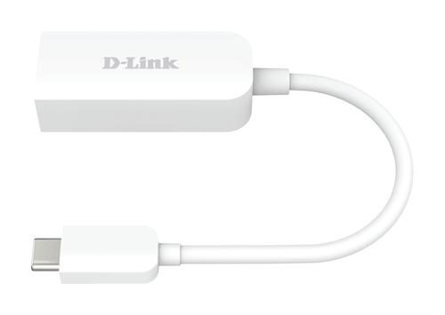 D-LINK ADATTATORE DA USB-C A ETHERNET 2.5G