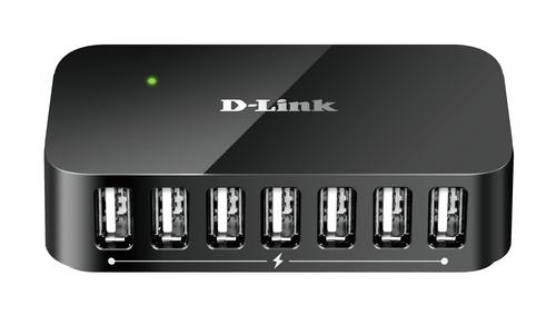 D-LINK HUB 7 PORTE USB2.0