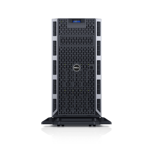 DELL IT/BTP/PE T330/CHASSIS 8 X 3.5 HOTPLUG/XEON E3-1220 V6/8GB/300GB/NO RAILS/BEZEL/DVD RW/ON-BOARD LOM DP/PERC H330/IDRAC8 EXP/495W/3Y BASIC NB