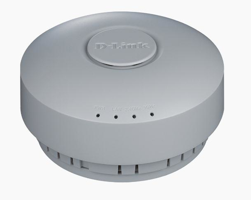 D-LINK ACCESS POINT WIRELESS AIRPREMIER N300 CONCURRENT DUAL-BAND UNIFIED 1 PORTA GIGABIT POE