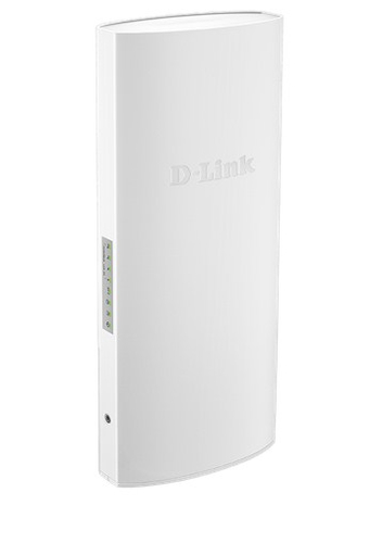 D-LINK ACCESS POINT WIRELESS AIRPREMIER N600 SIMULTANEOUS DUAL BAND UNIFIED 2 PORTE GIGABIT OUTDOOR POE BRIDGING COMPATIBILE CON DWC-1000/2000