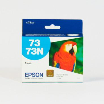 SINOTEX CARTUCCIA E073NC_SIN EPSON CIANO NR 73N