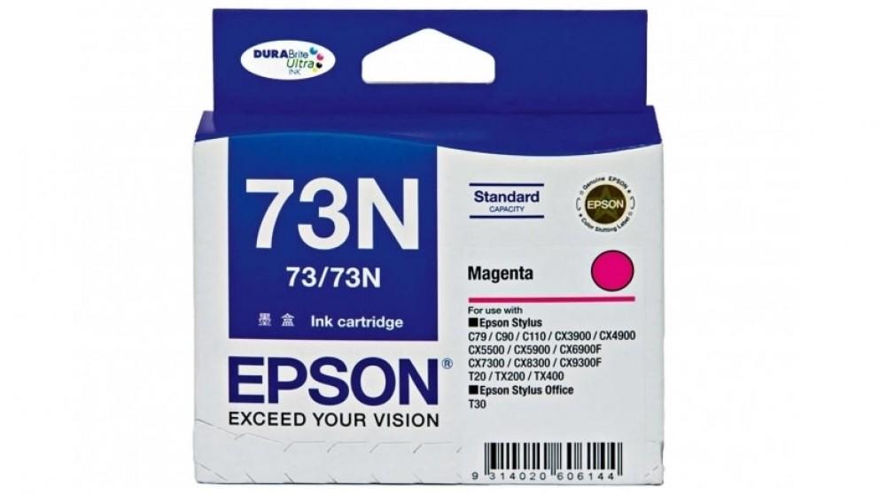 SINOTEX CARTUCCIA E073NM_SIN EPSON MAGENTA NR 73N