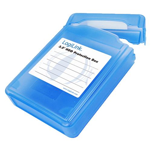 LINK BOX PROTETTIVO PER HDD DA 3,5