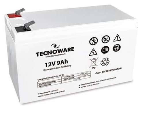 TECNOWARE POWER BATTERY 12V 9AH