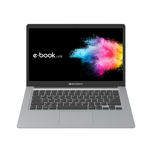 MICROTECH NB E-BOOK LITE C N4020 120GB SSD 14,1 TOUCH WIN 10 PRO