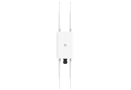 ENGENIUS ACCESS POINT CLOUD MANAGED OUTDOOR DBC 11ac Wave2 400+867Mbps 2T2R 4x5dBi RP-SMA GbE PoE.af IP67