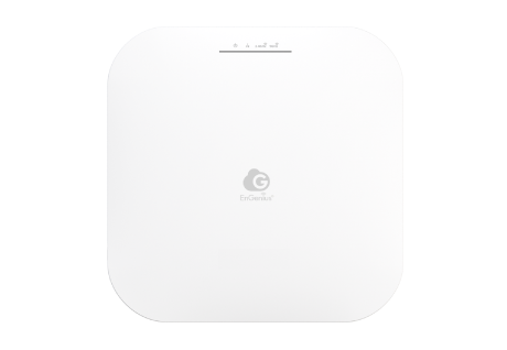 ENGENIUS ACCESS POINT CLOUD MANAGED INDOOR DUALBAND 11ax 1148+2400Mbps 4T4R BLE 2.5GbE PoE.at(+) 3dBi ia