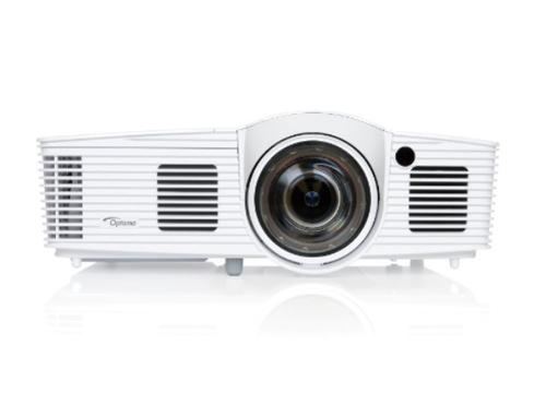 OPTOMA VIDEOPROIETTORE EH200ST OTTICA CORTA 3000AL CONTR 20000:1 FULL 3D, 2X HDMI
