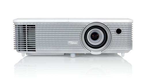 OPTOMA VIDEOPROIETTORE EH400+4000LUMEN, 22000:1, 10.000H- 2X HDMI, MHL, 2X VGA, COMPOSITE
