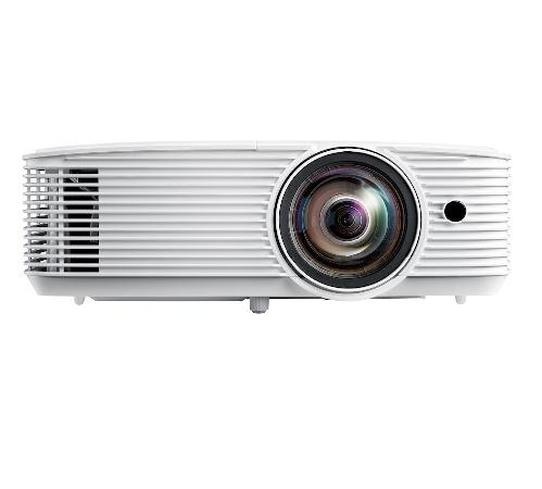 OPTOMA VIDEOPROIETTORE EH412ST OTTICA CORTA, 4000 LUMEN 22000:1, FHD, VGA/HDMI, 10W SPEAKER